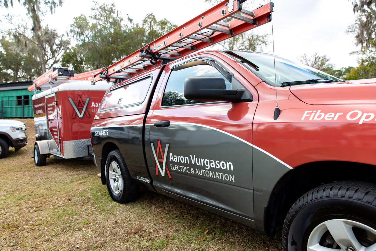 Aaron Vurgason Electric and Automation